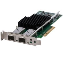 Dell Intel X710 Dual Port 10Gb DA SFP+ Converged Network Adapter/ low profile - 540-BBML