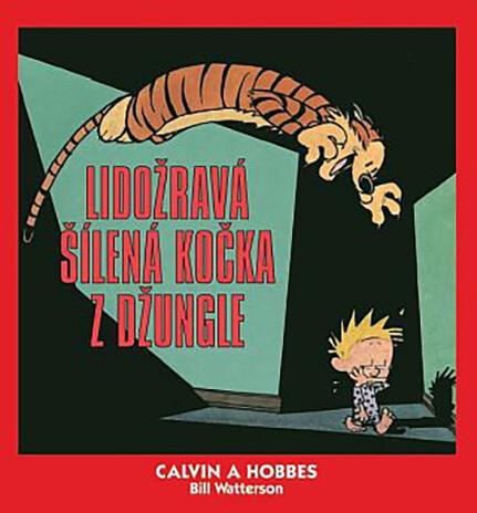 Komiks Calvin a Hobbes: Lidožravá šílená kočka z džungle, 9.díl