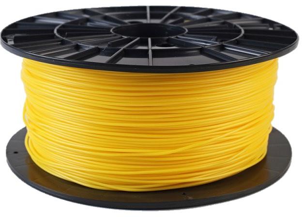 Plasty Mladeč tisková struna (filament), PLA, 1,75mm, 1kg, žlutá