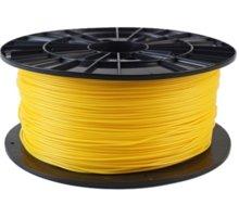 Filament PM tisková struna (filament), PLA, 1,75mm, 1kg, žlutá - F175PLA_YE