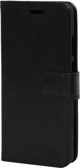 EPICO FLIP kožené pouzdro pro Huawei P20, černé