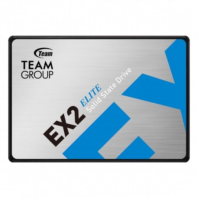 "Team TEAMGROUP EX2, 2,5"" - 512GB"