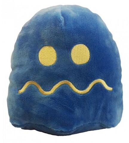 Plyšák Pac-Man - Blue Ghost