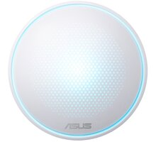 ASUS Lyra (MAP-AC1300), AC1300, kompletní domácí Wi-Fi Mesh System Dual-band, 1ks - 90IG04B0-BO0B20