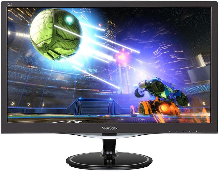 "Viewsonic VX2457MHD - LED monitor 24"""
