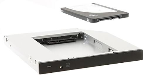 Dell rámeček pro sekundární HDD do Media Bay šachty pro Latitude E5400, E5500