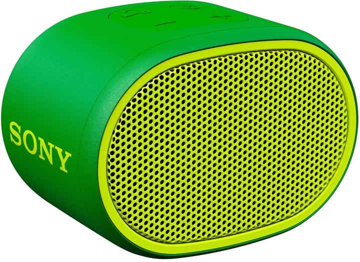 Sony SRS-XB01, zelená