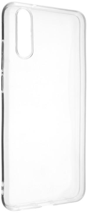 FIXED Skin ultratenké TPU gelové pouzdro  pro Huawei P20, 0,6 mm, čiré