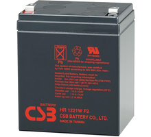 Eaton náhradní baterie pro UPS 12V/5Ah BAT-CSB-12V-5Ah