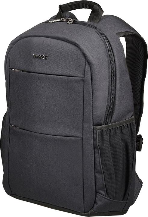Port Designs SYDNEY batoh na 15,6'' notebook a 10,1'' tablet, černá