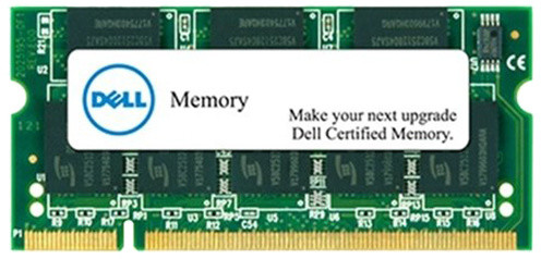 Dell 4GB DDR4 2133 SO-DIMM pro Latitude E5470/ E5270/ E7270/ Precision M3510/ M5510/ M7710