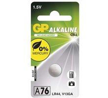 GP, A76, alkalická, 1ks - 1041007611