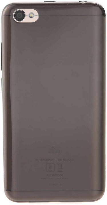 Xiaomi Original TPU pouzdro Soft Case pro Xiaomi Redmi Note 5A, černá
