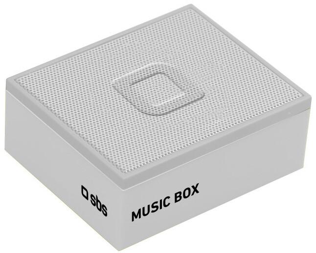SBS Music Box, bílá