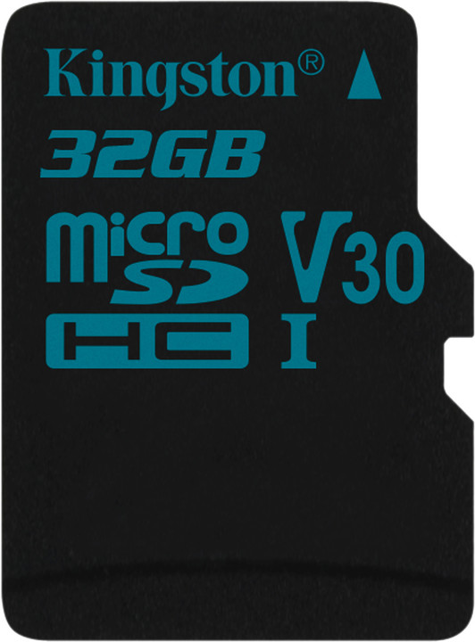 Kingston Micro SDHC Canvas Go! 32GB 90MB/s UHS-I U3