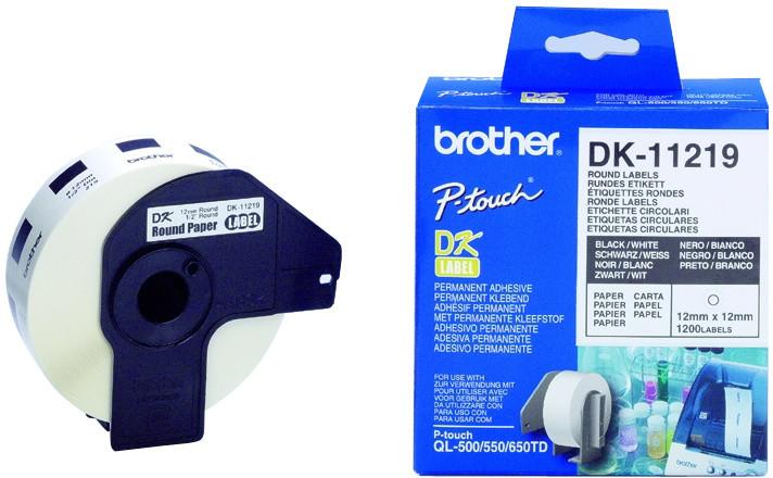 Brother DK22225 (papírová role 38mm), 38mm x 30,48m