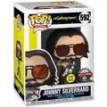 Figurka Funko POP! Cyberpunk 2077 - Johnny Silverhand with Gun Glow in the Dark