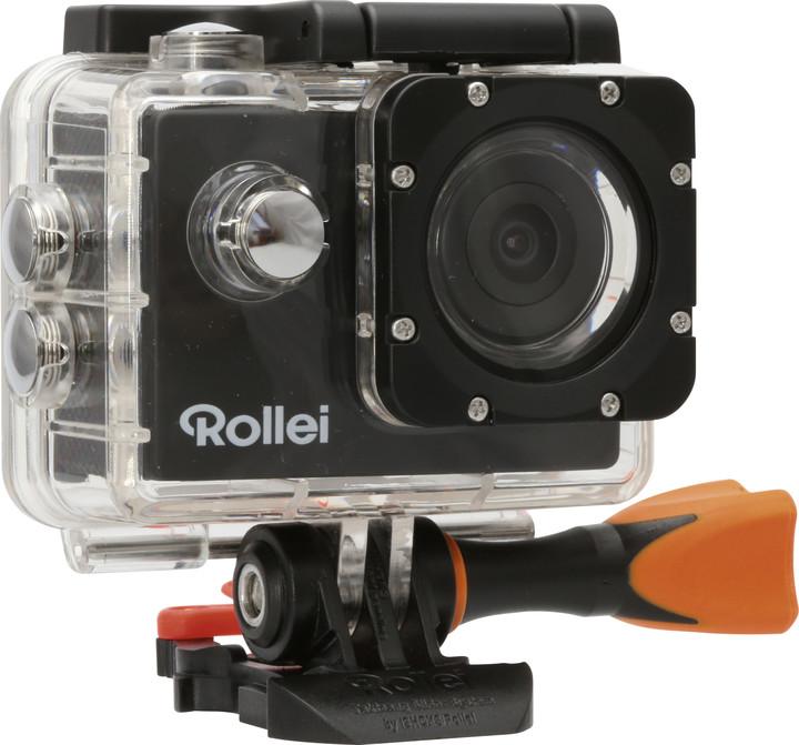 Rollei ActionCam 330, černá