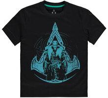 Tričko Assassins Creed: Valhalla - Logo, dámské (XXL) - TS200628ASC-2XL