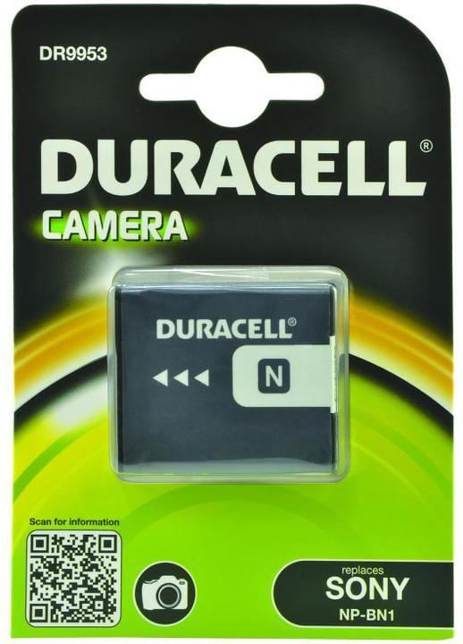 Duracell baterie alternativní pro Sony NP-BN1