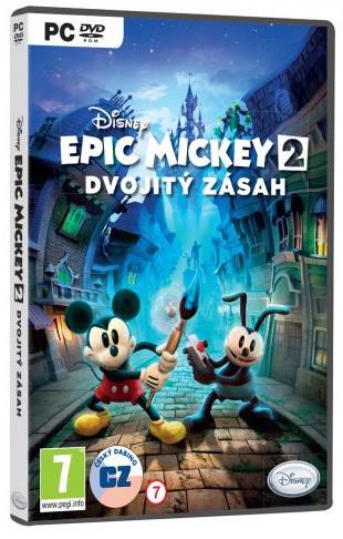 Disney Epic Mickey 2: Dvojitý zásah (PC)