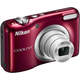 Nikon Coolpix A10, červená