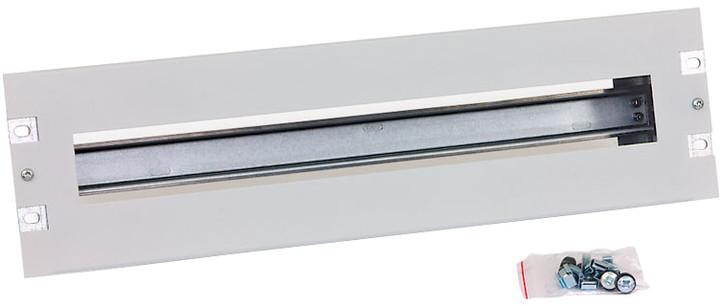Triton jističová lišta RAB-JL-X01-A1, 3U, rozebíratelná
