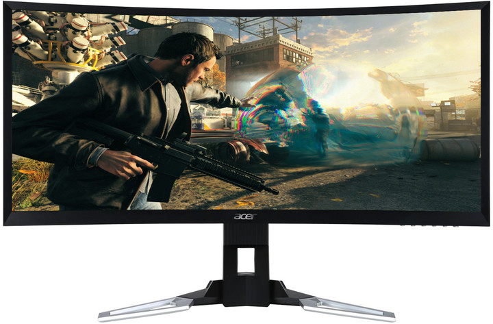 """Acer XZ350CUbmijphz - LED monitor 35"""""""