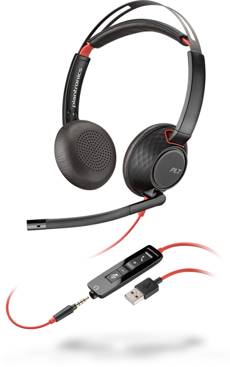 Poly BLACKWIRE 5220