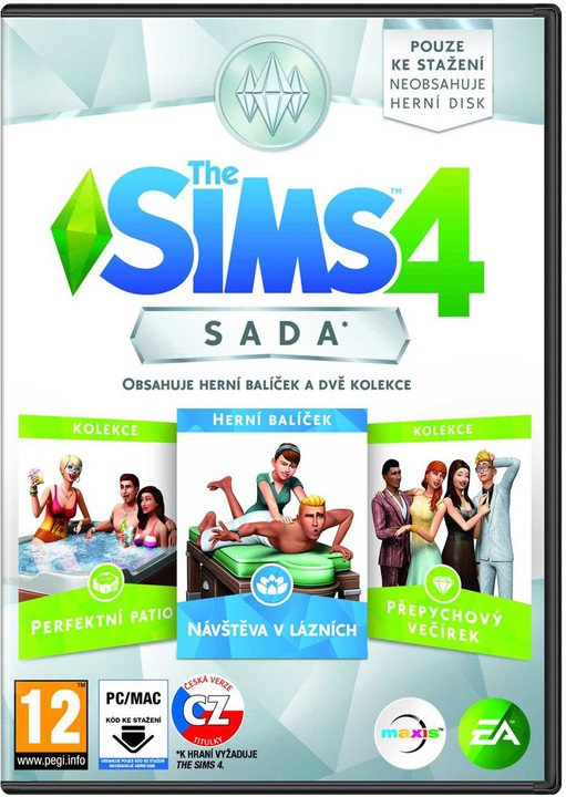 The Sims 4: Bundle Pack 2 - PC