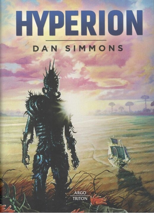 Kniha Hyperion