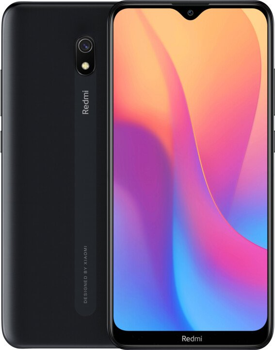 Xiaomi Redmi 8A, 2GB/32GB, Midnight Black