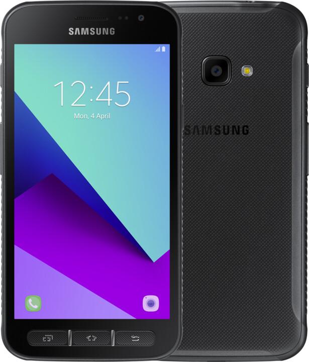 Samsung Galaxy Xcover 4, 2GB/16GB, černá