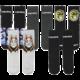 Ponožky Fortnite - Sada (5 párů, 39/42)