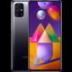 Samsung Galaxy M31s, 6GB/128GB, Black Kuki TV na 2 měsíce zdarma