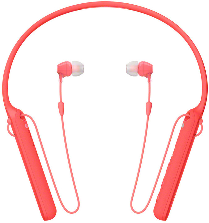 Sony WI-C400, červená