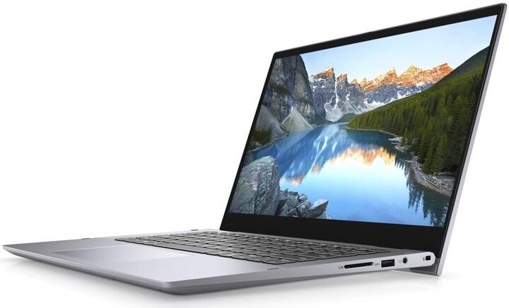 Dell Inspiron 14 (5406) Touch, stříbrná