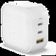 HyperJuice 65W GaN – USB nabíjecí adaptér, bílá O2 TV Sport Pack na 3 měsíce (max. 1x na objednávku)