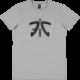 Fnatic Ess Logo, světle šedé (L)