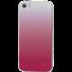 EPICO pouzdro pro iPhone 5/5S/SE GRADIENT - červený  + EPICO Nabíjecí/Datový Micro USB kabel EPICO SENSE CABLE