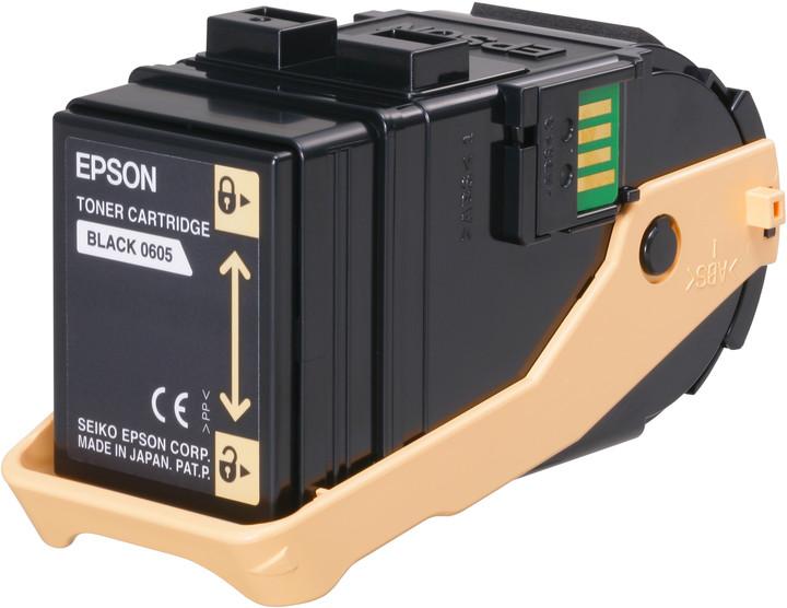 Epson C13S050605, černá