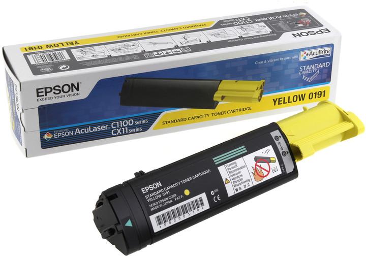 Epson C13S050191, žlutý