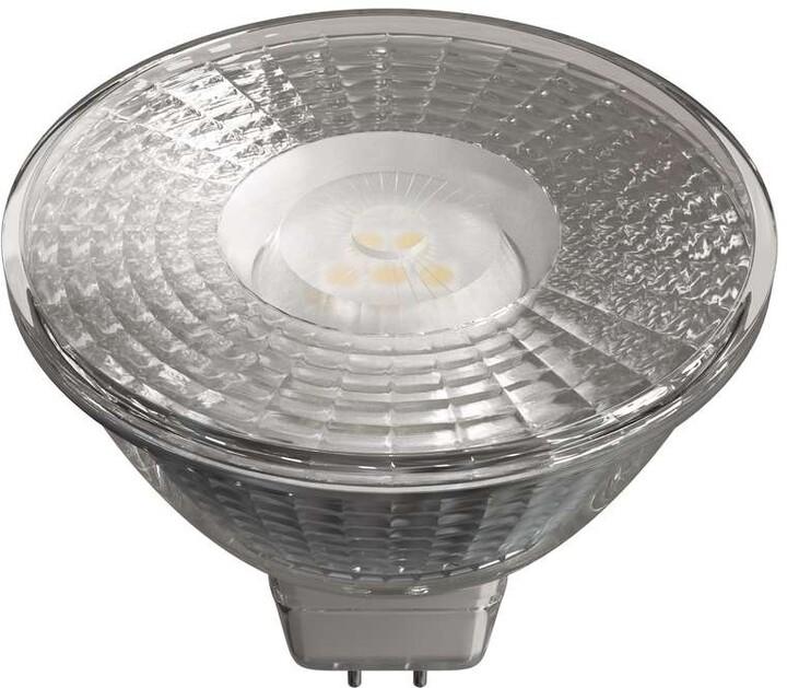 Emos LED žárovka Classic MR16 4,5W GU5,3, teplá bílá