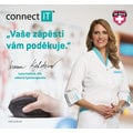 CONNECT IT CMO-2510, černá