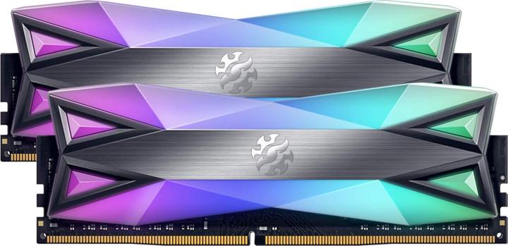 ADATA XPG SPECTRIX D60G 16GB (2x8GB) DDR4 3600, wolframová