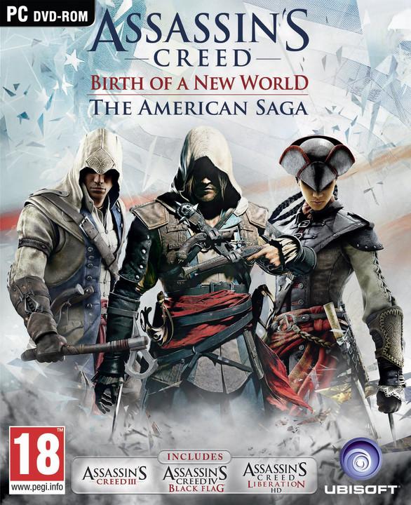 Assassin's Creed: American Saga (PC)