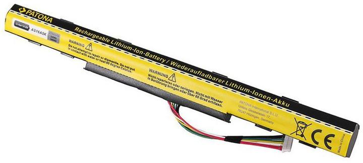 Patona baterie pro ntb ACER Aspire E15 2200mAh Li-lon 14,6V AS16A5K