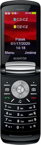 Aligator DV800, Dual SIM, black