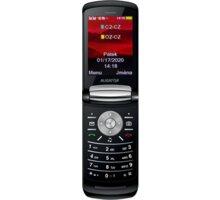 Aligator DV800, Dual SIM, black - ADV800B