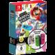 Super Mario Party + Joy-Con (L), zelený + Joy-Con (R), růžový (SWITCH)